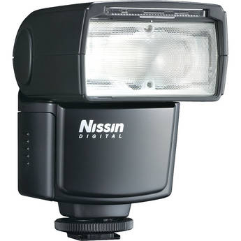 Nissin Di466 Flash for Nikon Cameras