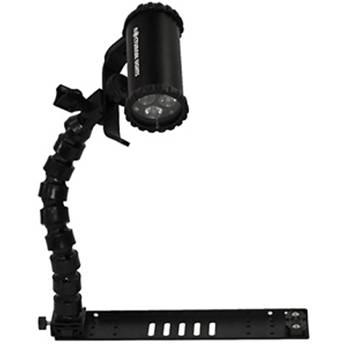 "Nocturnal Lights SLX 800i Focus Light Combo with 12"" Flex Arm / Tray"