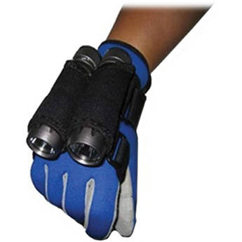 Nocturnal Lights Neoprene Hand Mount for Nocturnal Lights M2 Tactical/ Back-Up Light