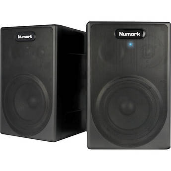 Numark NPM5 Active Stereo Speaker System (Pair)