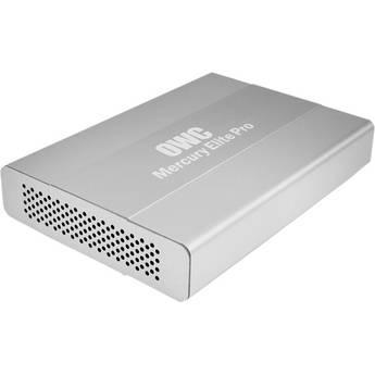 OWC / Other World Computing Mercury Elite-AL Pro Mini Quad-Interface Storage Solution (1TB)