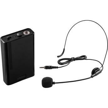 Oklahoma Sound LWM-7 Wireless Head-Worn Microphone