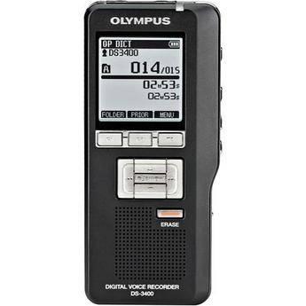 Olympus DS-3400 Digital Voice Recorder