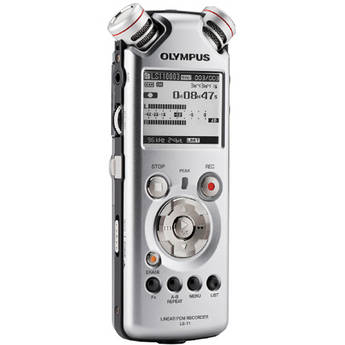 Olympus LS-11 Compact Stereo Field Audio Recorder