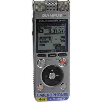 Olympus DM-620 PCM Recorder