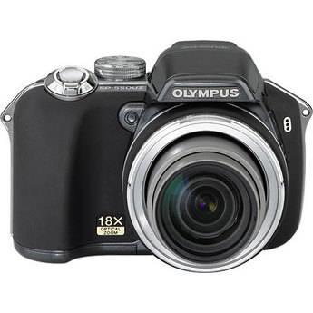 Olympus SP-550 UZ Digital Camera