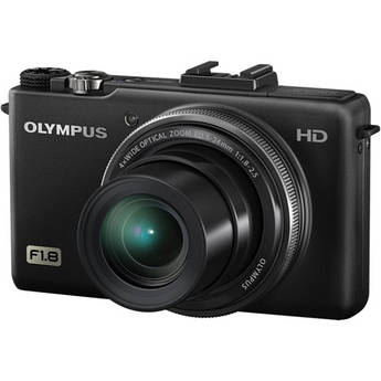 Olympus XZ-1 10MP Digital Camera (Black)