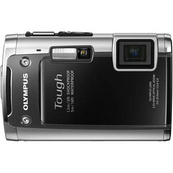 Olympus TG-610 Digital Camera (Black)