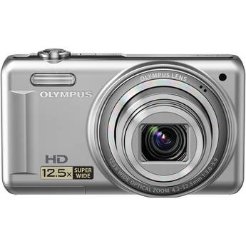 Olympus VR-320 Digital Camera (Silver)