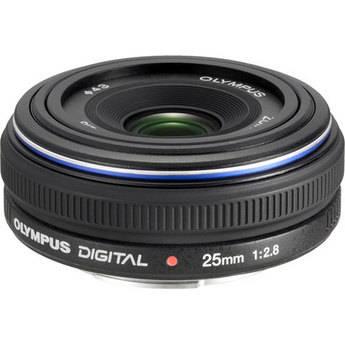 Olympus 25mm f/2.8 ED Zuiko Lens for Olympus Digital & Four Thirds System