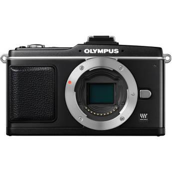 Olympus E-P2 Pen Digital Camera (Body Only) (Black)