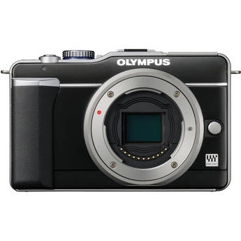 Olympus PEN E-PL1 Digital Camera Body (Black)