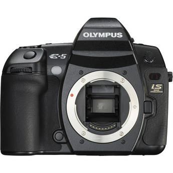 Olympus E-5 DSLR Camera (Body Only)