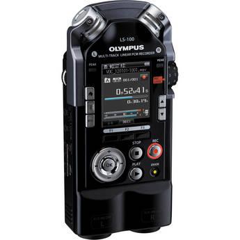 Olympus LS-100 Multi-Track PCM Recorder