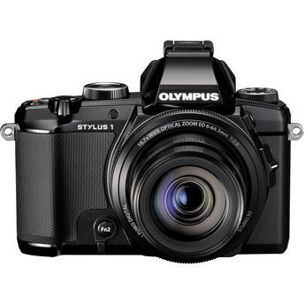 Olympus Stylus 1 - 12MP 28-300mm f/2.8 (eqiv) lens