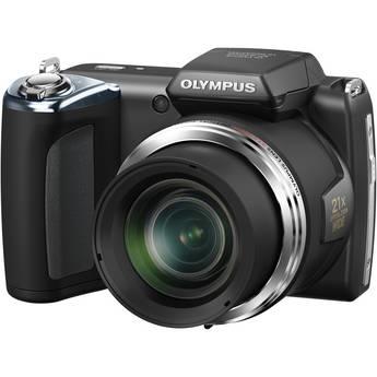Olympus SP-620UZ Digital Camera (Black)
