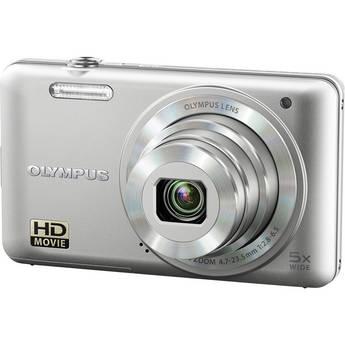 Olympus VG-160 Digital Camera (Silver)