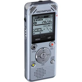 Olympus WS-801 Digital Voice Recorder (Silver)