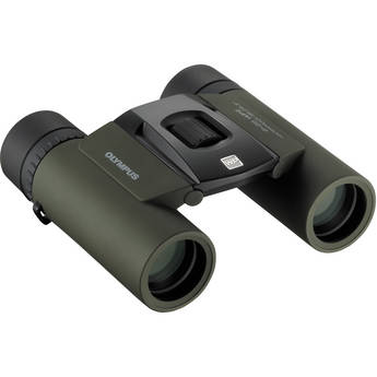 Olympus 8x25 WPII Binocular (Green)