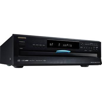 Onkyo DXC390 - 6-disc CD Carousel Changer