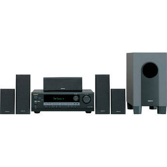 Onkyo HT-SR600  5.1-Channel Home Theater System (Black)
