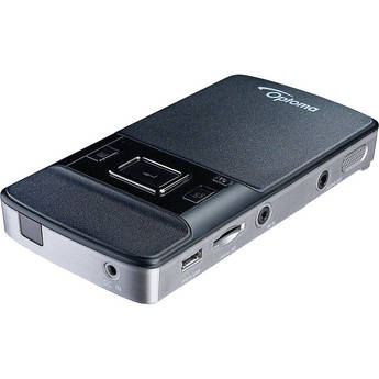 Optoma technology pk201 pico pocket projector pk 201 b h photo for Best pocket projector for presentations