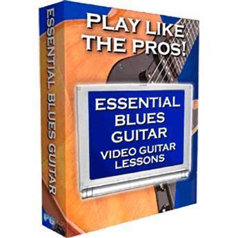 PG Music Video Guitar Lessons - Essential Blues Guitar Volume 1