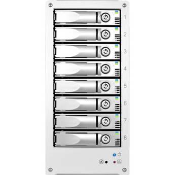 Proavio EditBOX 8-Drive Mini SAS Storage System with PCIe RAID HBA (8 TB)