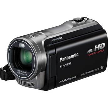 Panasonic 16GB HC-V500ME HD Camcorder (PAL)