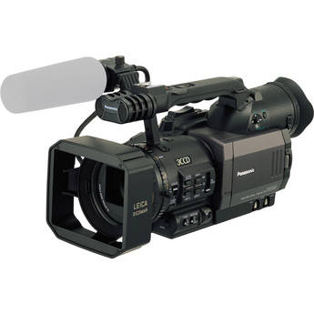 Panasonic AG-DVX100B 3CCD 24p Mini-DV Cinema Camcorder