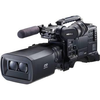 Panasonic AG-3DP1GJ Integrated Twin-Lens 3D Camera Recorder