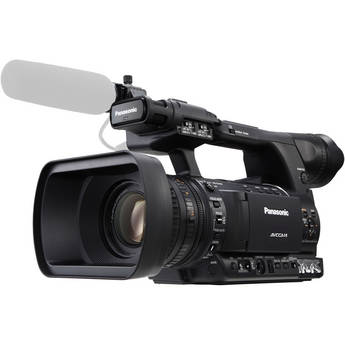Panasonic AG-AC130 PAL AVCCAM HD Handheld Camcorder