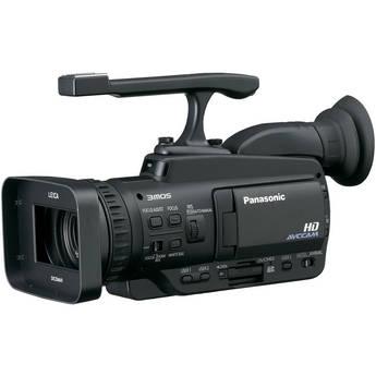 Panasonic AG-HMC40 AVCCAM HD Camcorder