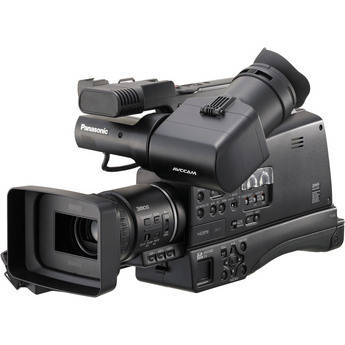 Panasonic AG-HMC80 Pro AVCCAM HD Shoulder Mount PAL Camcorder