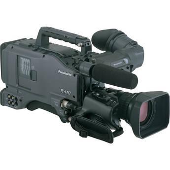 "Panasonic AG-HPX500E 2/3"" Shoulder Mounted P2 Camcorder"