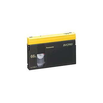 Panasonic AJ-P66L DVCPRO Cassette (Large)