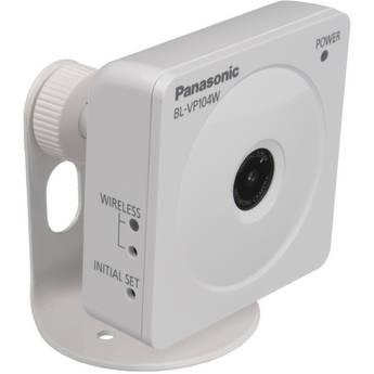 Panasonic BL-VP104WP H.264 Wireless Network HD Camera