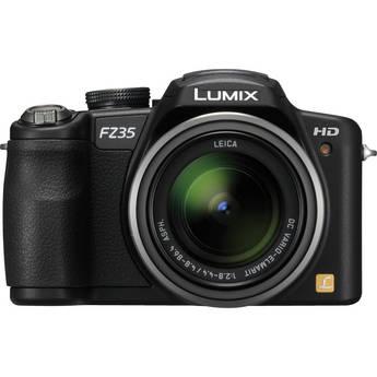 Panasonic Lumix DMC-FZ35 Digital Camera