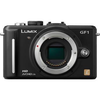 Panasonic Lumix DMC-GF1 Digital Camera