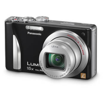 Panasonic LUMIX DMC-ZS15 Digital Camera (Black)