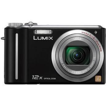 Panasonic Lumix DMC-ZS1 Digital Camera (Black)