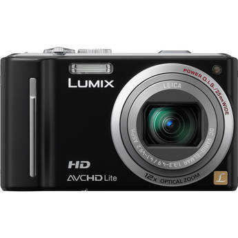 Panasonic LUMIX DMC-ZS7 (Black) Digital Camera