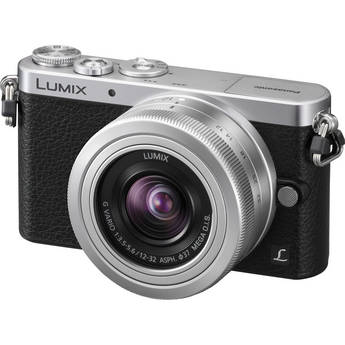 Panasonic Lumix DMC-GM1 Mirrorless Micro Four Thirds Digital Camera with 12-32mm Lens
