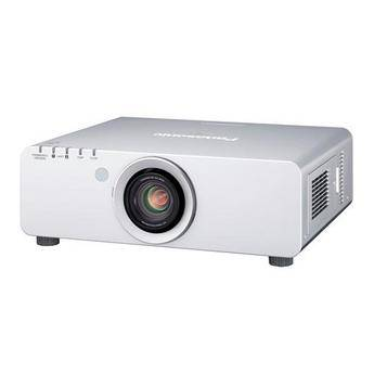 Panasonic PTDW6300US DLP Projector (Silver)