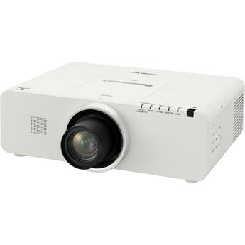 Panasonic PT-EX600U LCD Projector with Lens