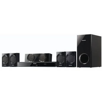 Panasonic SC-BTT190 Full HD 3D Blu-ray Disc Home Theater System