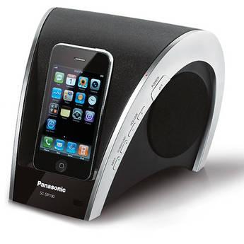 Panasonic SC-SP100 Audio System for iPod