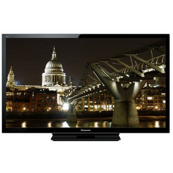 "Panasonic TC-L42D30 42"" Class VIERA 1080p LED TV"
