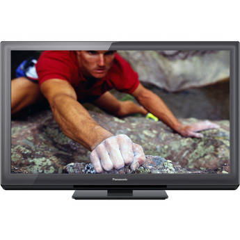 "Panasonic TC-P42ST30 42"" Class VIERA ST30 Series 1080p 3D Plasma TV"