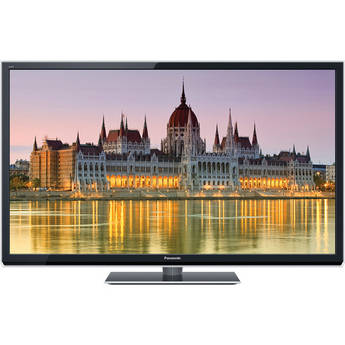 "Panasonic Smart Viera 50"" Class ST50 Series Full HD Plasma HDTV"